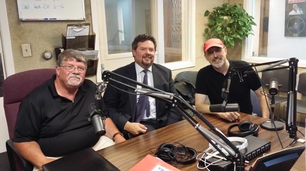 Jeff, Larry and Derke
