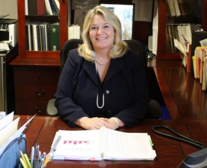 Geneva City Manager Mary McKittrick