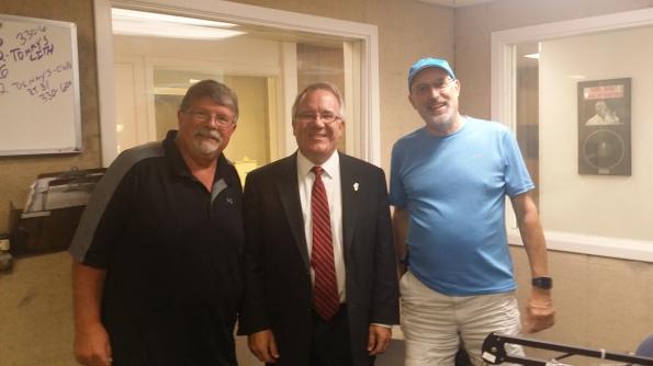 Larry, Steve, and Jeff