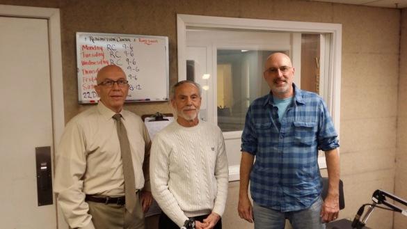 Randy, Carl, and Jeff