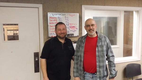 Allen and Jeff