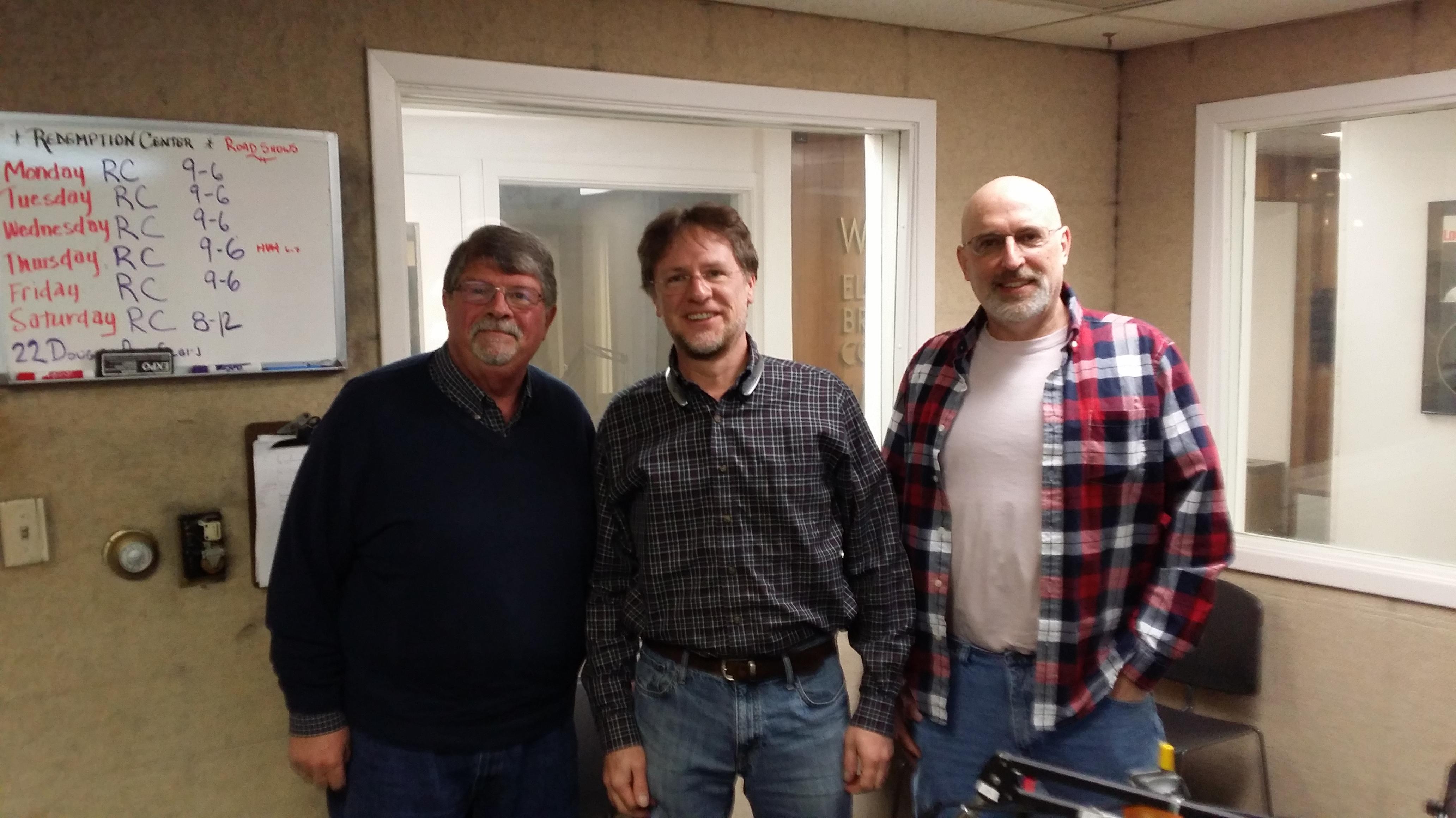 Larry, Joe and Jeff
