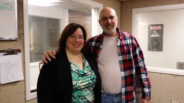 Cristina and Jeff