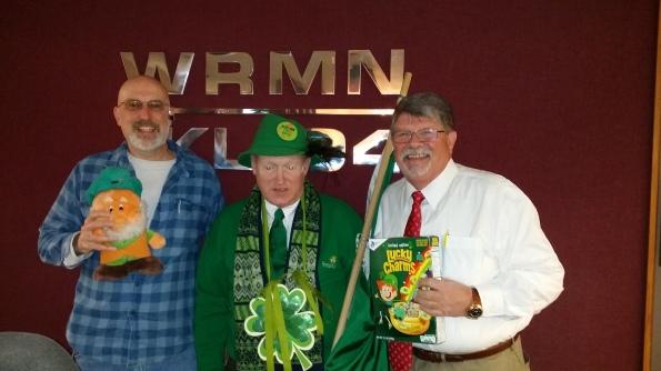 DT  St. Patrick's Day