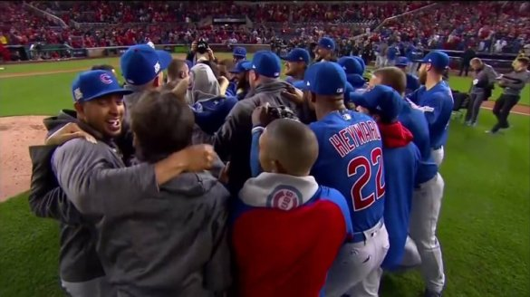 Cubs beat Washington