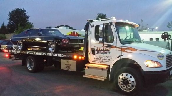 Elgin Towing