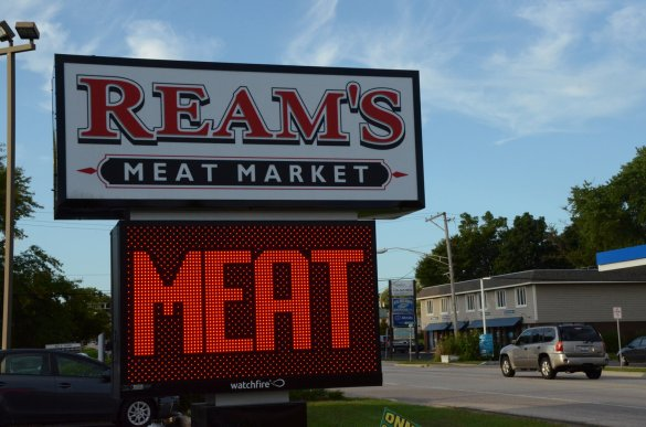 Image result for reams meat market
