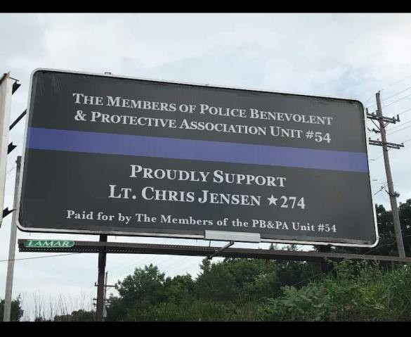 Pro Jensen Billboard