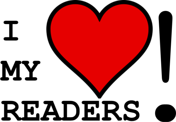 I-love-my-readers