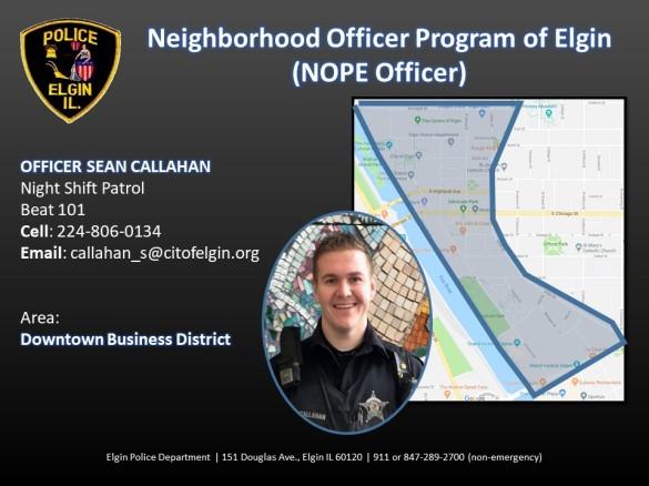 NOPE Officer