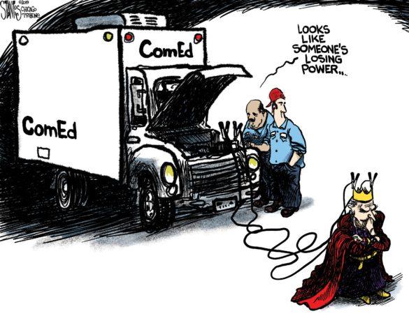 Madigan Comic
